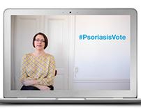 #PsoriasisVote