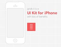 GridKit – UI Kit for iPhone