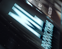 ML Productions - YouTube Banner Design