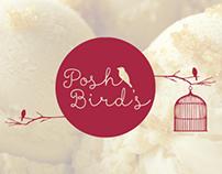 Posh Bird's Luxury Yogurt Ice Cream