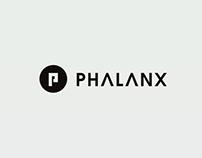 PHΛLΛNX logo & id