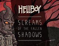 hellboy screams of the fallen shadows