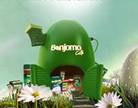 Bonjorno Cafee Easter