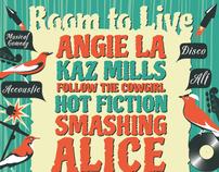 Smashing Alice posters