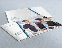 Corporate Brochure Template Vol.35 - 12 Pages