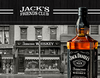 Jack Daniel's friends club