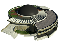 Bogota's Planetarium