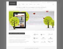 Lightning - Multipurpose Minimalist Wordpress Theme