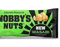 Nobby's Nuts - Wasabi