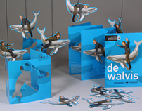 Exhibition campaign The Whale