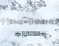 GAME OF THRONES - SKY ATLANTIC