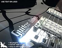 Guitar Titles