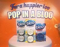 Bloo 2014 TV Advert