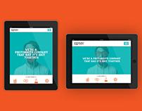 Poser Website Design
