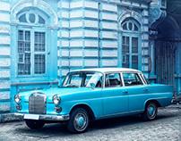 Mercedes 200 1966
