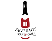 Logo Design- Beverage WareHouse