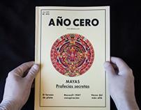 Rediseño Año Cero ( Parte I: Magazine)