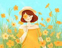 故事的小黄花