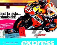 Sorteo de Entradas Moto GP Termas de Río Hondo (Arg)