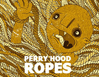 Perry Hood - Ropes | CD Artwork