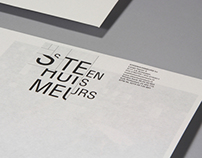 Corporate identity SteenhuisMeurs