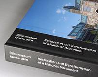 Book design Rijksmuseum Amsterdam