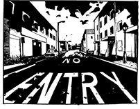 NO ENTRY By Agapito Davide