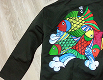 Fish jacket