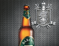 Baron's Beer - Product Photography