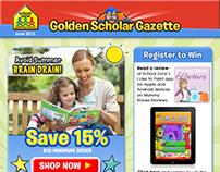 Golden Scholar Gazette