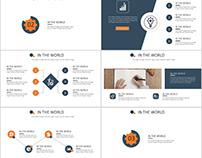 23+ gray business design PowerPoint templates download