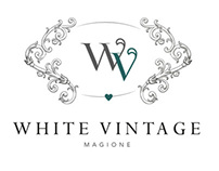 Logo design White Vintage