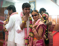 lovalbe Couple (Arjun Shruthi)