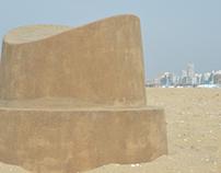 The Original Fat Cap Chair X BEACH