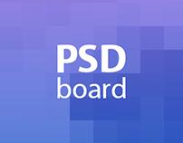PSDboard