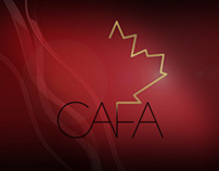 CAFA - CANADIAN ARTS + FASHION AWARDS