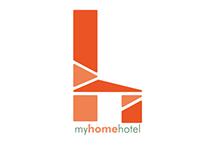 Myhomehotel Brand Identity