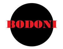 Bodoni Font Book