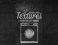 Washed Cloth Textures