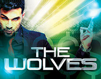 The Wolves Party Flyer