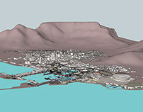 Mapping Cape Town  |  V&A Waterfront