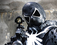 Agent Venom with Jason Flood