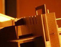 Form study - Perpendicular construction