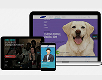 Samsung Corp Company Site