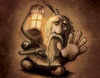 Dwarf Study : 01