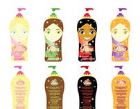 Tiara Shampoo Design