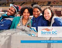 Serve DC Annual Report