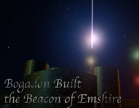 The Beacon of Emshire Powers Up
