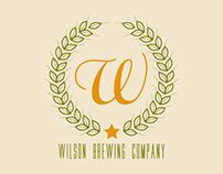 Wilson Brewing Company | Identidade Visual