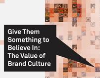 Branding Philosophy
